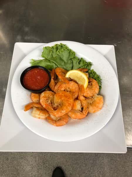Peel 'N' Eat Shrimp