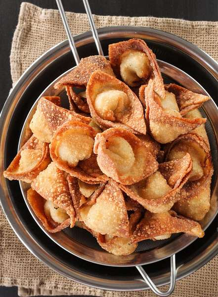 Crab Rangoon (5 Pcs)