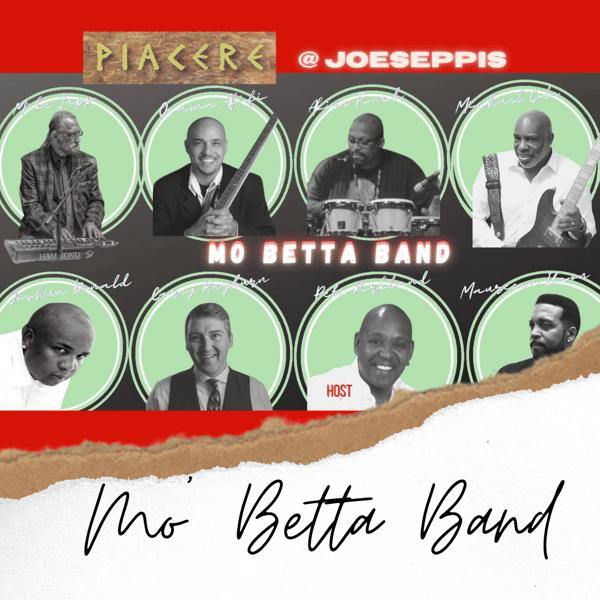 Mo' Betta Band hosting Sunday Night Jam Sessions at Joeseppi's Italian Ristorante