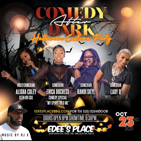 Comedy After Dark 9:30 Show