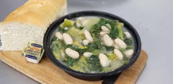 Escarole & Beans