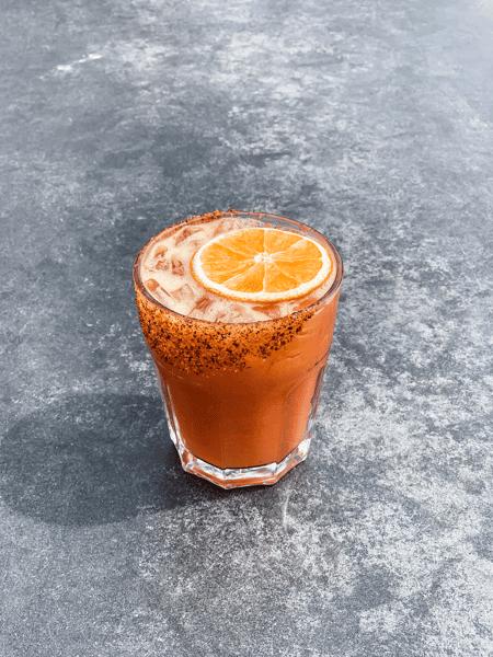 Blood Orange Margartia