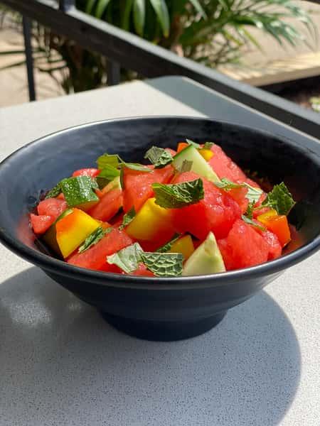 Vietnamese Watermelon Salad