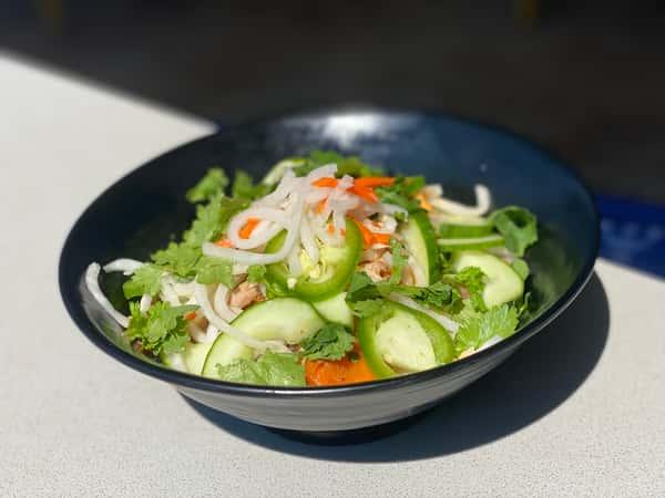 "Tofu Banh Mi Rice Bowl - ""TBR"""