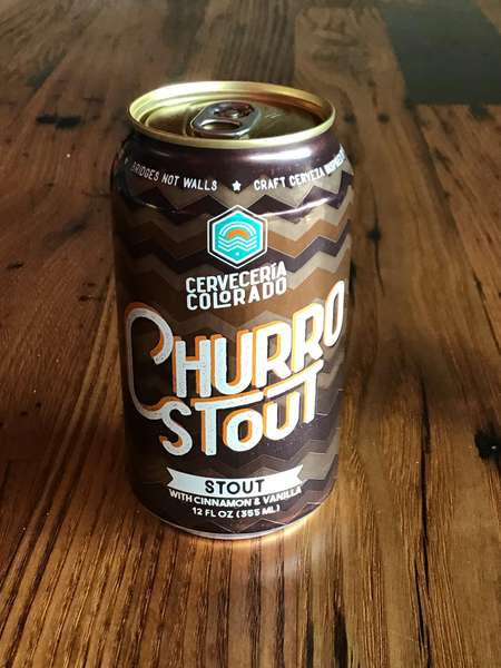 Cerverceria Colorado Churro Stout