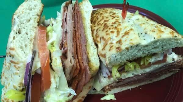 New York Style Italian Sub