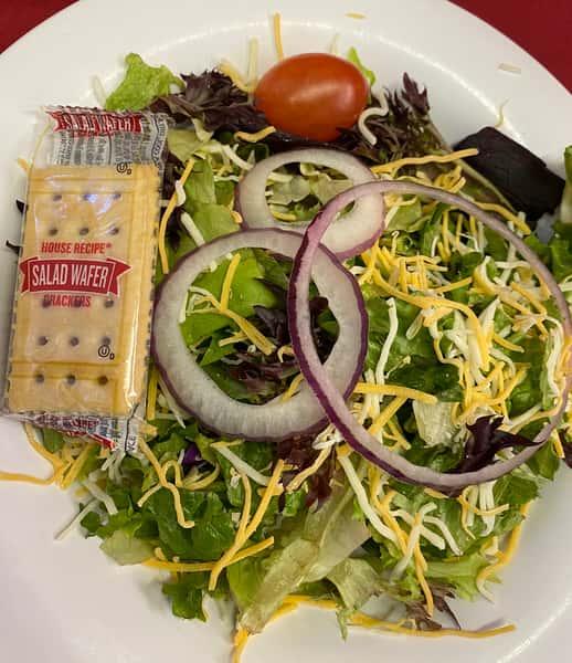 House Dinner Salad