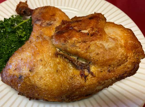 Rotisserie Half Chicken