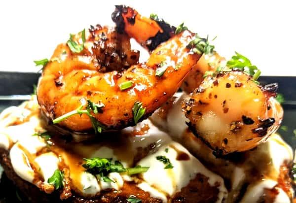 Shrimp Mousse Kabayashi