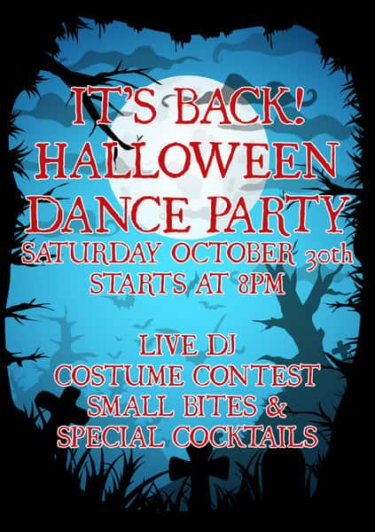 Saturday October 30th