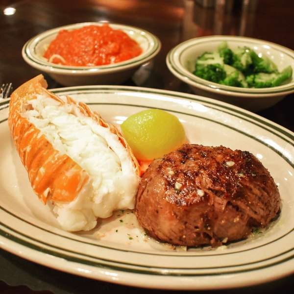 Surf & Turf - Lobster/Steak