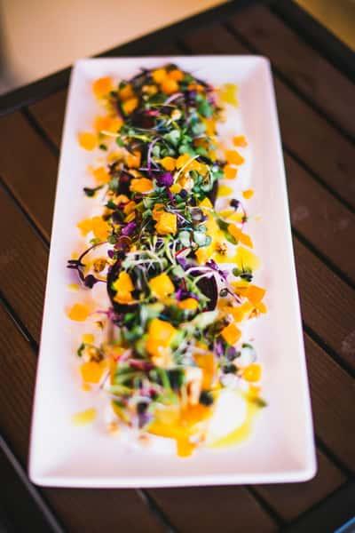 Beet & Apricot Salad