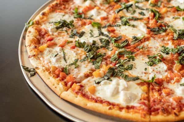 "Caprese Pizza (Luigi's Fan Favorite) 12"""