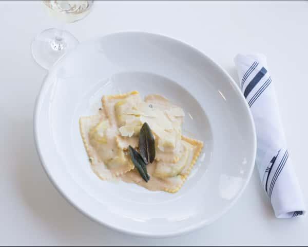 Spinach & Ricotta Ravioli