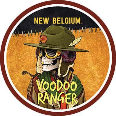 New Belgium Brewing - Voodoo Ranger IPA
