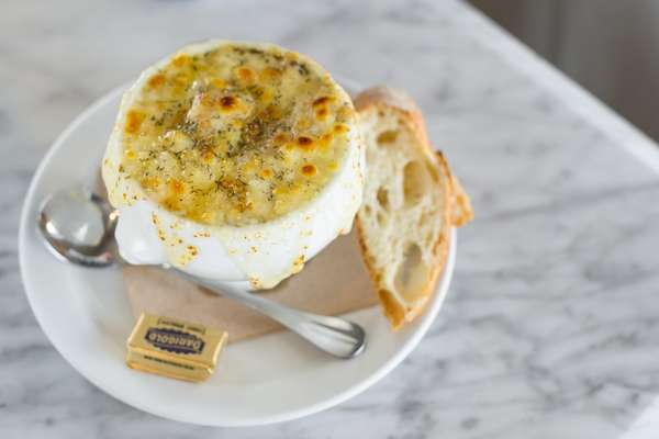 French Onion Soup 🇫🇷