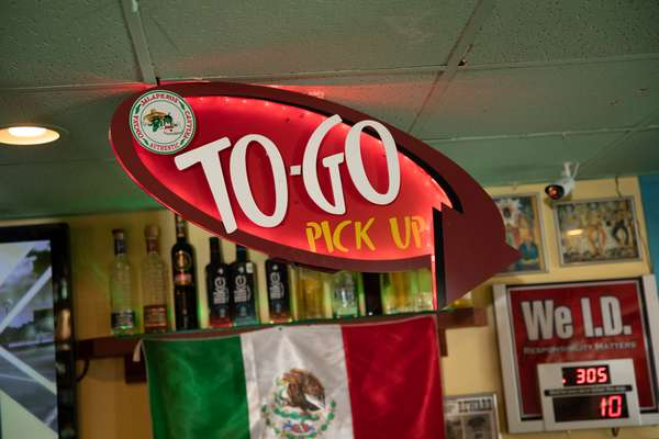 to go sign