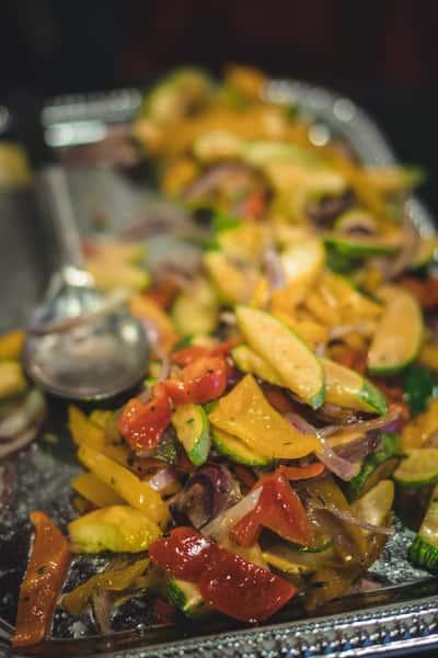 Sautéed or Crisp Seasonal Vegetables