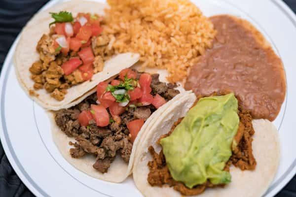 Carne Asada (Beef) Street Taco