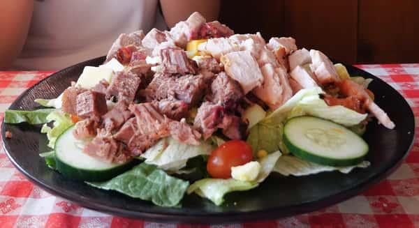 BBQ Ranchers Salad