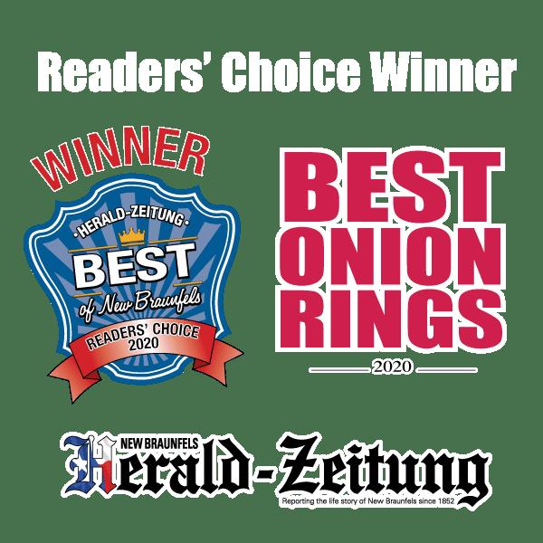 Winner Best Onion Rings