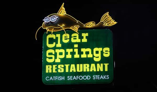 Catfish sign