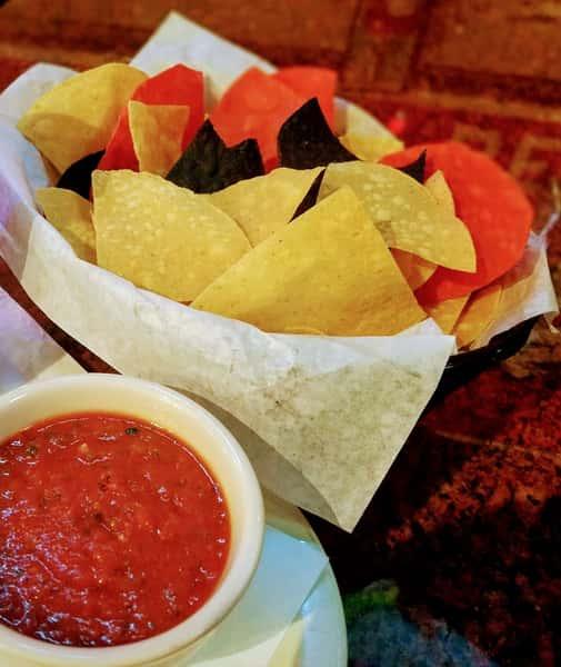 HH Chips & Salsa