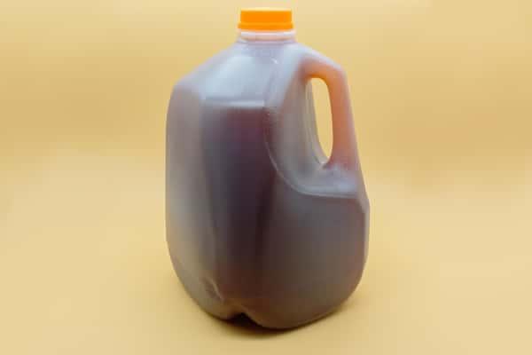 Gallon of Freshly Brewed Iced Tea