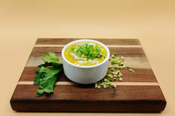 Indian Spiced chowder