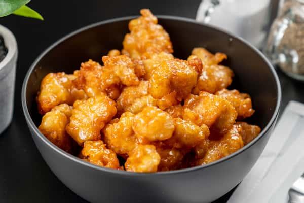 Honey Chicken Bites
