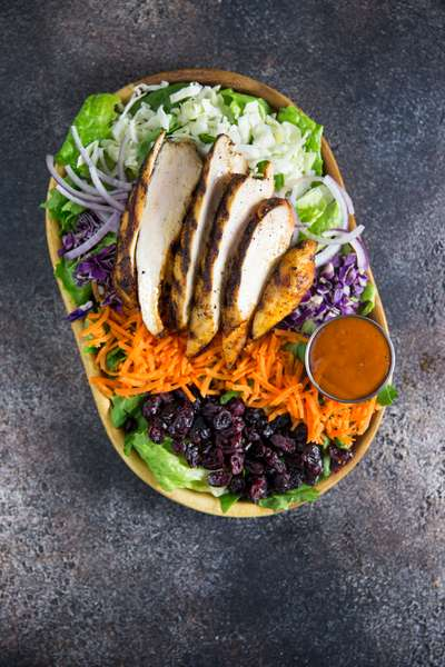 Large Chicken Salad (160oz)