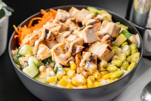Poke Bowl - Chicken