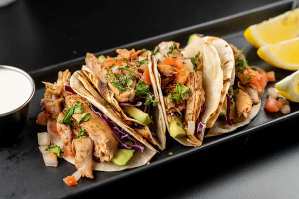 Smoked Chicken Tacos