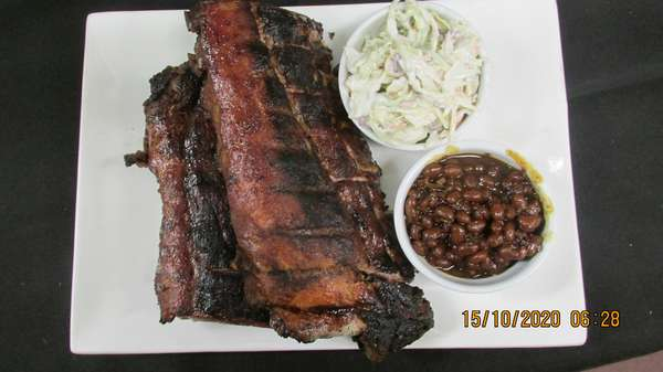 St Louis Baby Back Ribs