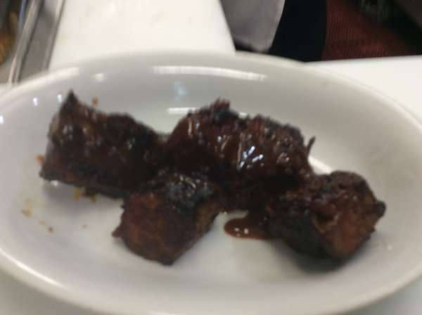 Beef or House Made Bacon Burnt Ends