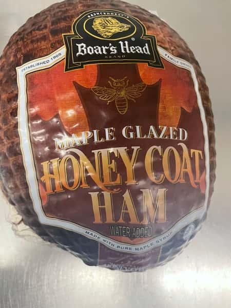 Maple Honey Ham