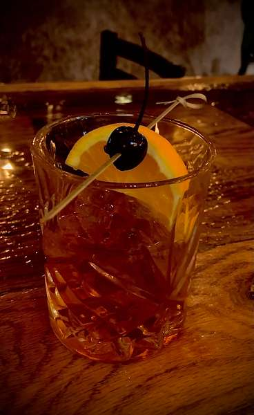 Mariah's Maple Old Fashioned