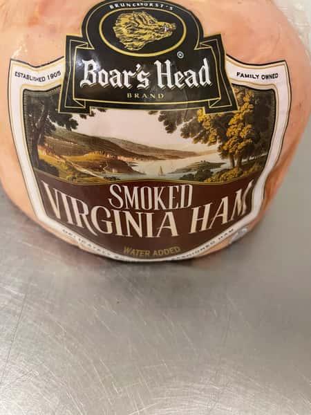 Smoked Virginia Ham