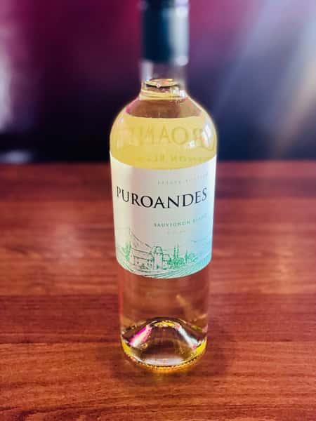 Puro Andes Sauvignon Blanc