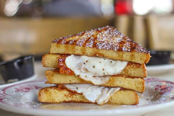 French Toast Sandwich