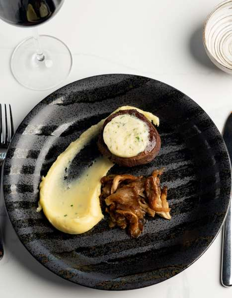 Beef Tenderloin-Dinner