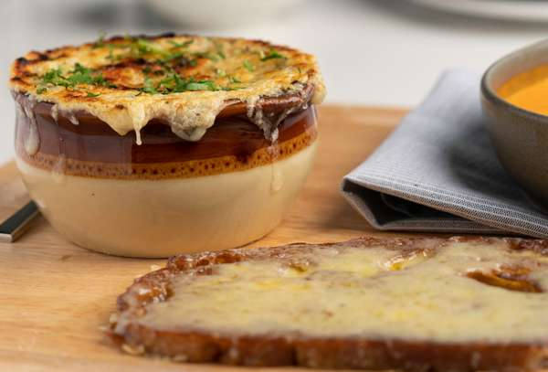 French Onion-Lunch and Dinner