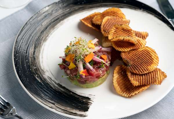 Tuna Tartare-Lunch and Dinner