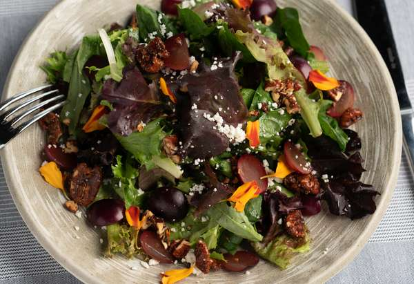 Mixed Greens- Lunch and Dinner
