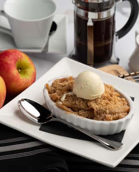 Baked Apples-Dessert
