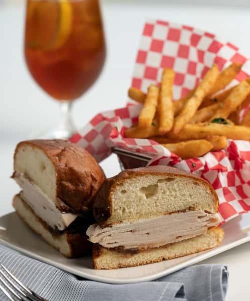 House Roasted Turkey Sandwich-Lunch