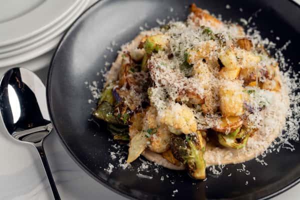Seasonal Vegetables-Lunch and Dinner