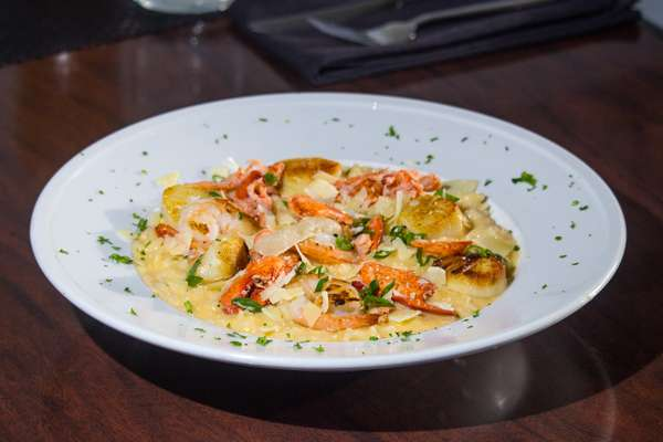Seafood Bisque Risotto