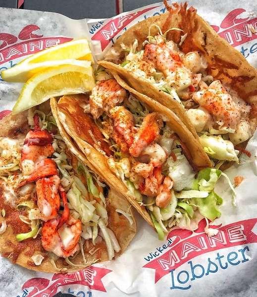 Lobster Tacos 3X