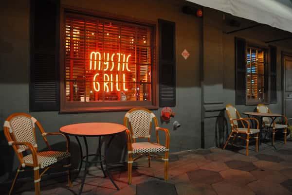 mystic grill exterior